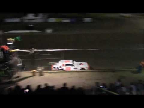 Butler Motor Speedway Street Stock Feature 6/10/17