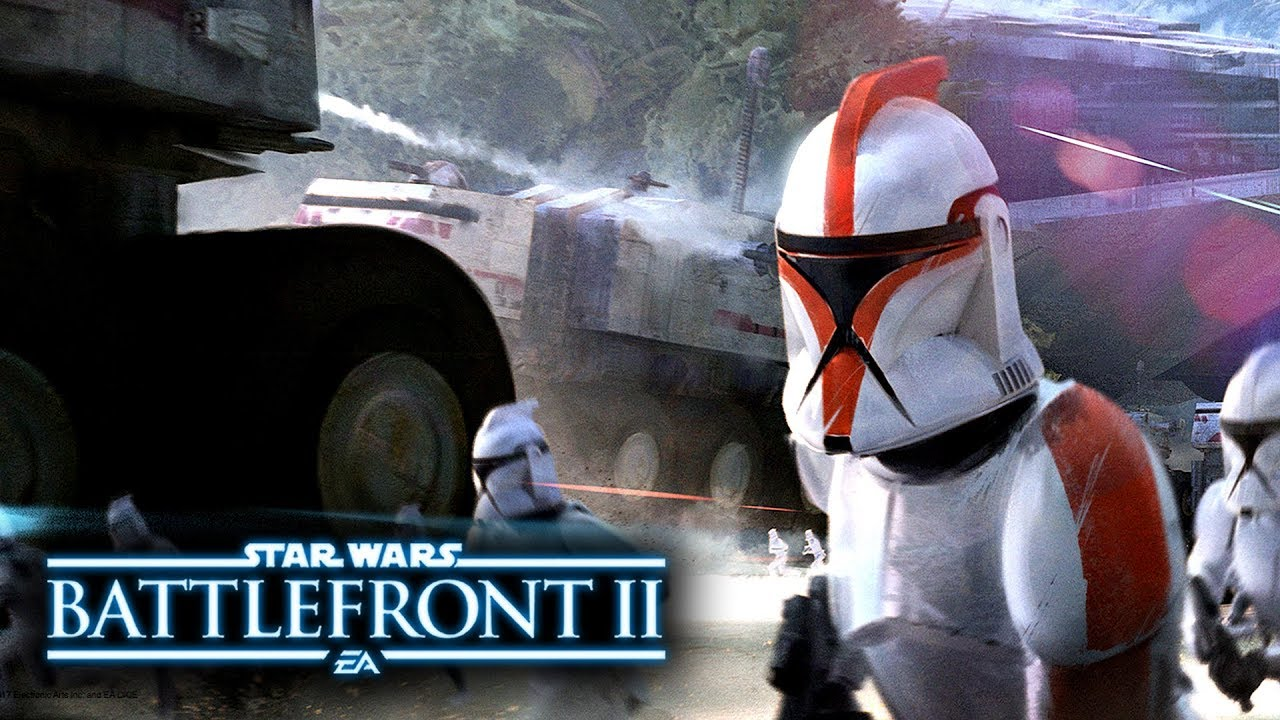 Clone Wars Customization, New Tank and Vehicles Shown in ...