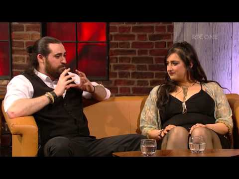 Has the First Dates Ireland bar-man found love? | The Late Late Show | RTÉ One