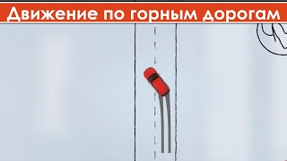 Как правильно тормозить на машине / Как правильно тормозить зимой