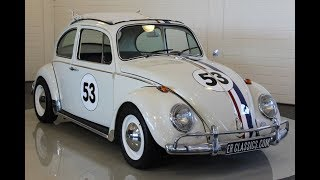 Volkswagen Beetle 1966 -VIDEO- www.ERclassics.com