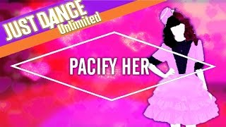 Just Dance Unlimited - Pacify Her by Melanie Martinez - Fanmade Mashup.