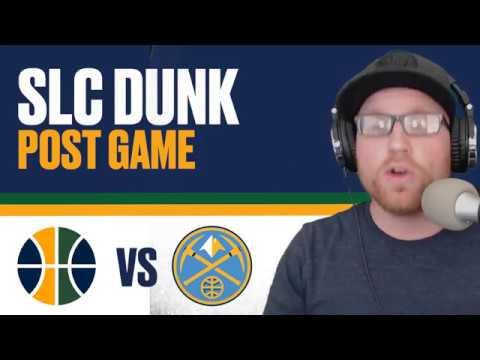 Utah Jazz vs Denver Nuggets: Post Game Reaction - Derrick Favors dominates Nikola Jokic