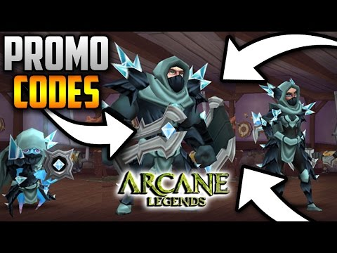 Arcane Legends: Promo Code 2015!