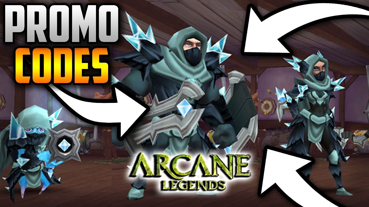 Arcane Legends Promo Codes
