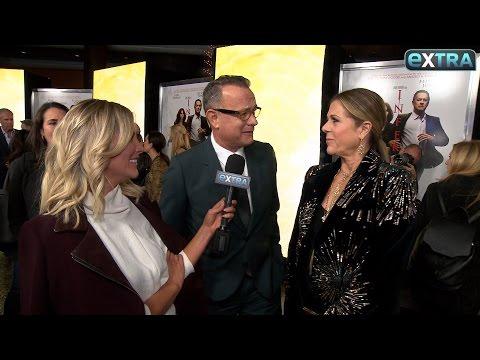 Tom Hanks & Rita Wilson Speak Out on Tabloid Divorce Rumors: 'Our Marriage Is Really Sacred'