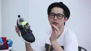 Sneakers MASTA #6 - PUMA Disc 系列
