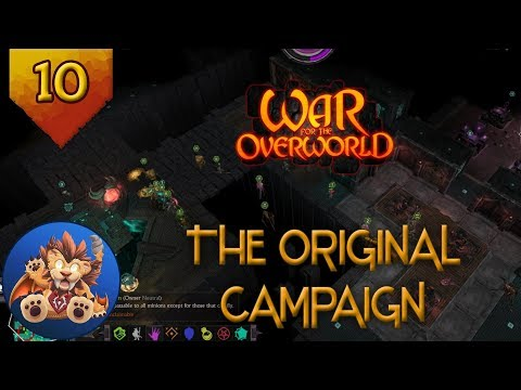 War for the Overworld - Ep 10: Mira's Realm - Let's play  