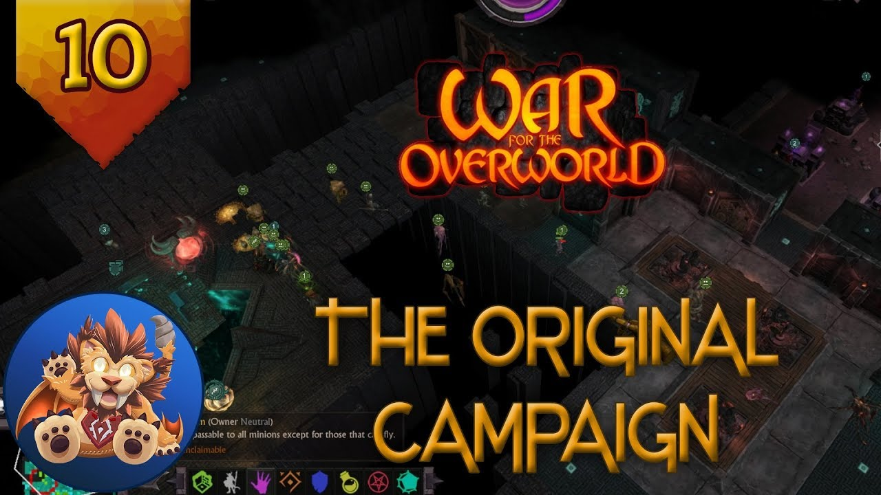 War For The Overworld Ep 10 Mira S Realm Let S Play Youtube