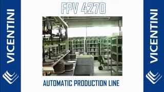 VICENTINI FTV 4270 Automatic Line for ceramic tableware