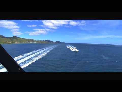 Adventure Antigua boats.