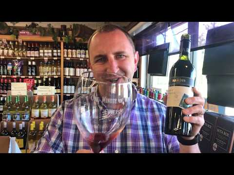 Hardy's Stamp Of Australia Merlot | One Minute Of Wine Episode #577