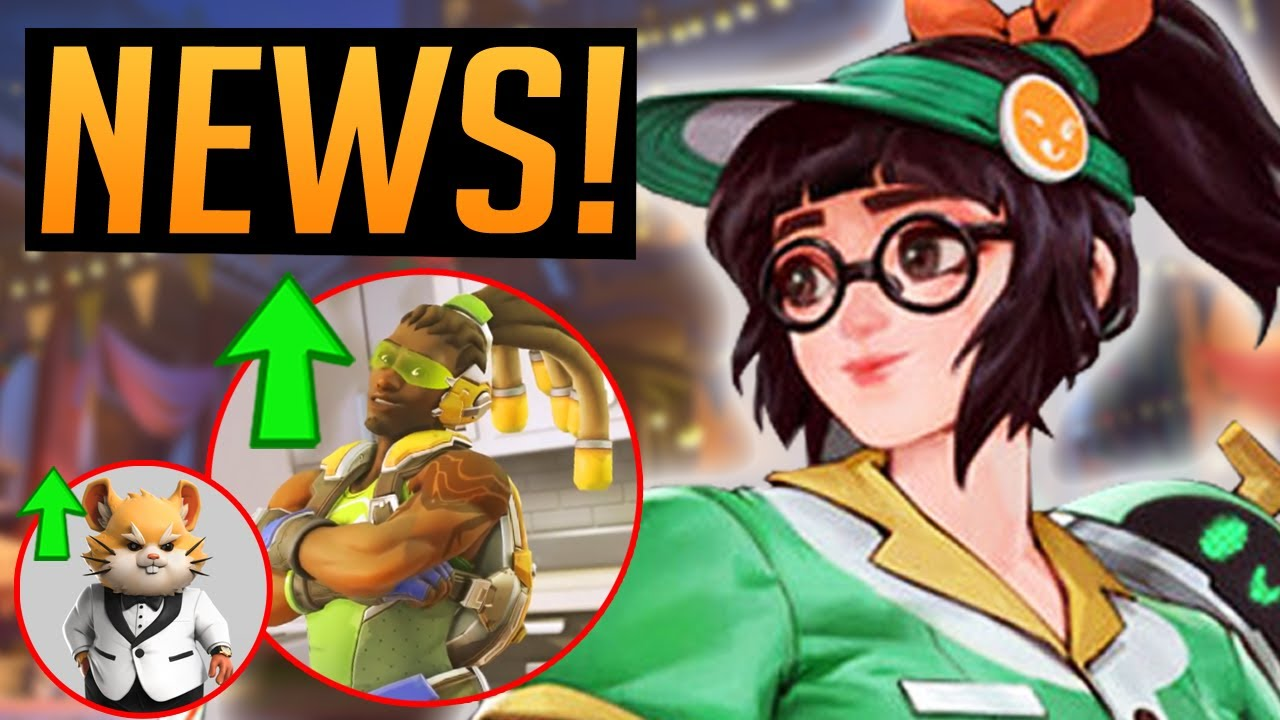 Overwatch: NEW PTR! Lucio Hammond & Workshop BUFFS!