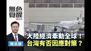 《無色覺醒》 賴岳謙 |大陸經濟牽動全球! 台灣有否因應對策?|20200214