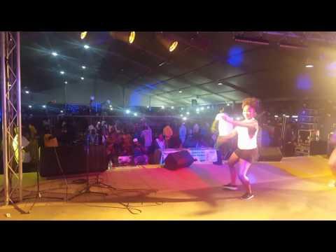 "Mr leo performing ""Jamais Jamais"" Yaounde (Music Camerounaise)"