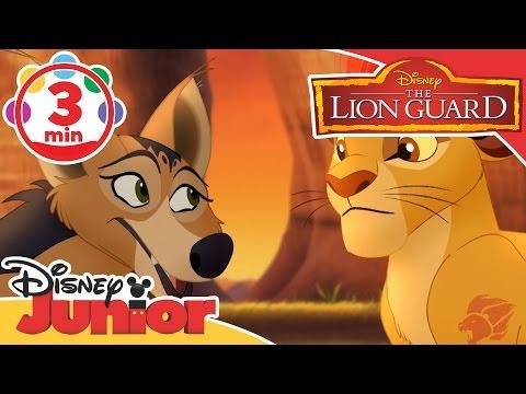 Musical Moments   The Lion Guard: Jackal Style   Disney Junior UK