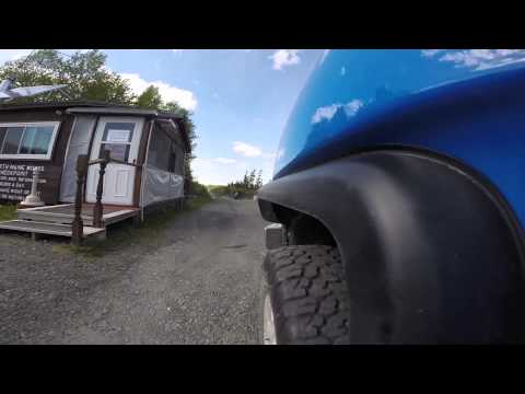 Maine Train Expedition 2015