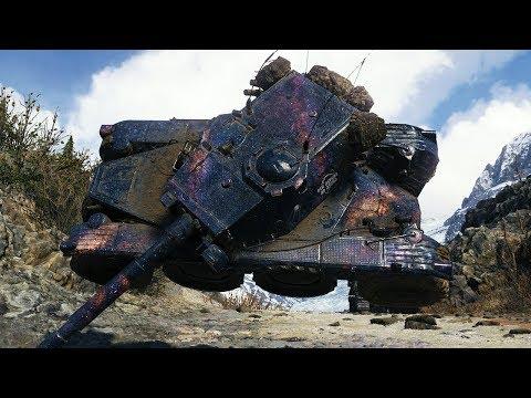 EBR 105 - MAXIMUM MOBILITY - World of Tanks Gameplay