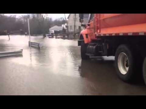 Chicago 2013 flood