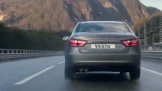 LADA  Vesta. Официальный дилер в Твери Компания