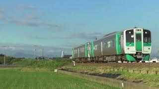 徳島地区普通列車(1500系、1200系)(HD画質対応)