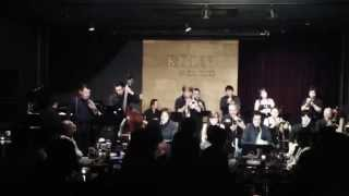 SUPERBONE MEETS THE BADMAN : COMPLETE JAZZ ORCHESTRA  LIVE 2ND