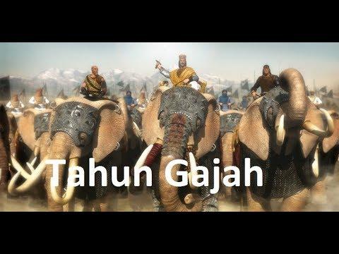 Tahun Gajah Abrahah Dan Penyerangan Ka Bah Youtube