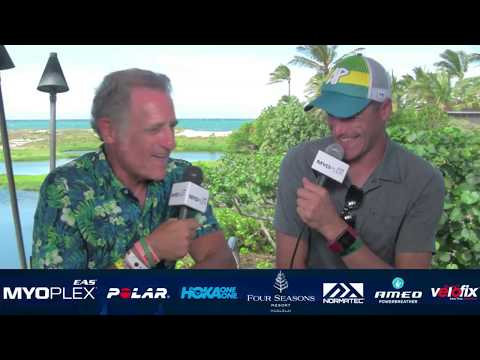 Andy Potts Top American: Championship Edition of Breakfast with Bob from Kona