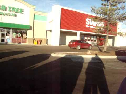 kevin going into dollar tree in great falls montana
