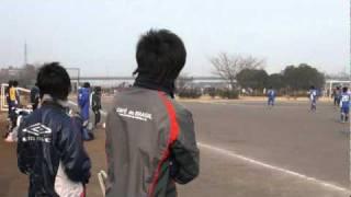 2011年2月6日 練習試合 狭山ラトルズSC(埼玉県1部) vs 横浜猛蹴(関東...