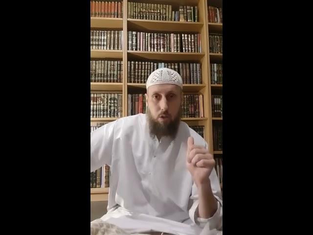 De 10 första dagarna av månaden Dhûl-Hijah | Shaykh Abdulwadod Frank