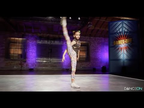 Dance Off Juniors #9 - Jayden Bartels Solo/Intro