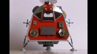 Space Pod, from Lost in Space TV Series (video 3)