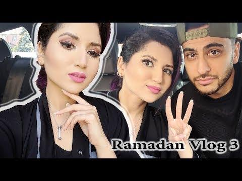 IFTAR WITH THE COUSINS | Ramadan Vlog 3 | Fictionally Flawless