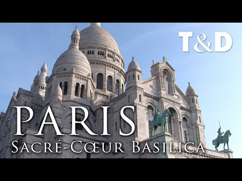 Parigi City Guide: Sacré-Cœur Basilica - Travel & Discover