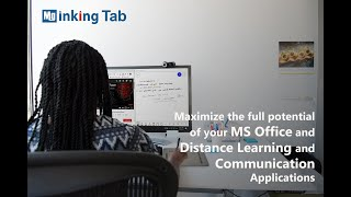 Inking Tab A5 - Distance Learning and Communication Compatible