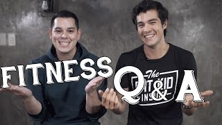 Q & A Challenge with Raymond Gutierrez - Fitness Vlog 3