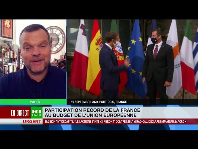 Budget de l'UE : «Ça va créer énormément d'instabilité politique dans notre pays»