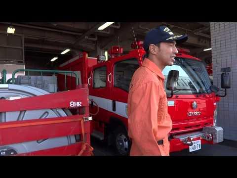 東京消防庁8本ハイパーレスキュー5:車両と訓練施設:14分45秒