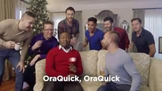 San Diego Gay Men's Chorus and OraQuick
