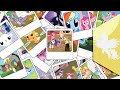 My Little Pony: トモダチは魔法 Season 3 ED「秘密の花園」