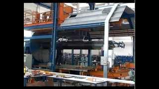 видео: технология для производства стеклопластиковых труб