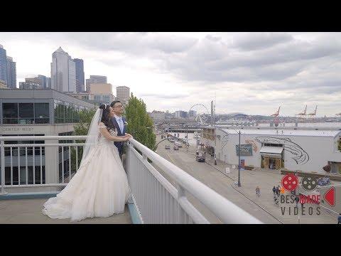Ta Wedding - Bell Harbor International Conference Center, Seattle, Wa