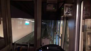 東京メトロ南北線9000系各駅停車浦和美園行き前面展望 溜池山王→永田町