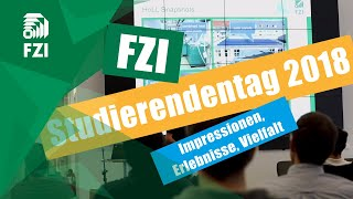 FZI-Studierendentag am 25.10.2018 im FZI House of Living Labs