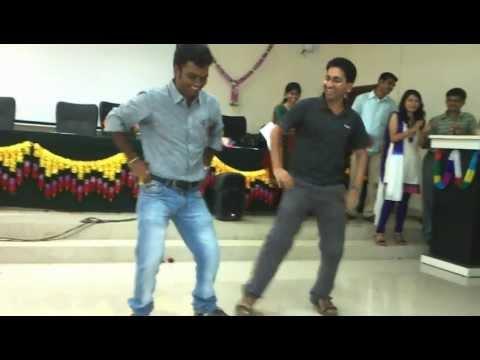 Dhananjay Gotarkar at Farewell-2012 UAS, GKVK, Bengaluru