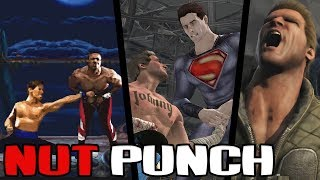 Evolution of Johnny Cage's Nut Punch (1992-2019)