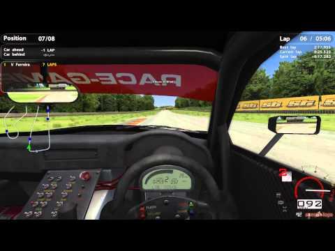 NSP Challenge - Race 10 @ Road America - Lister Storm (Cockpit) Race 07