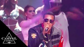 Despacito, Hula Hoop y La Rompe Corazones en Billboards 2017 - Daddy Yankee