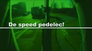 Kijk Uit: De speed pedelec!